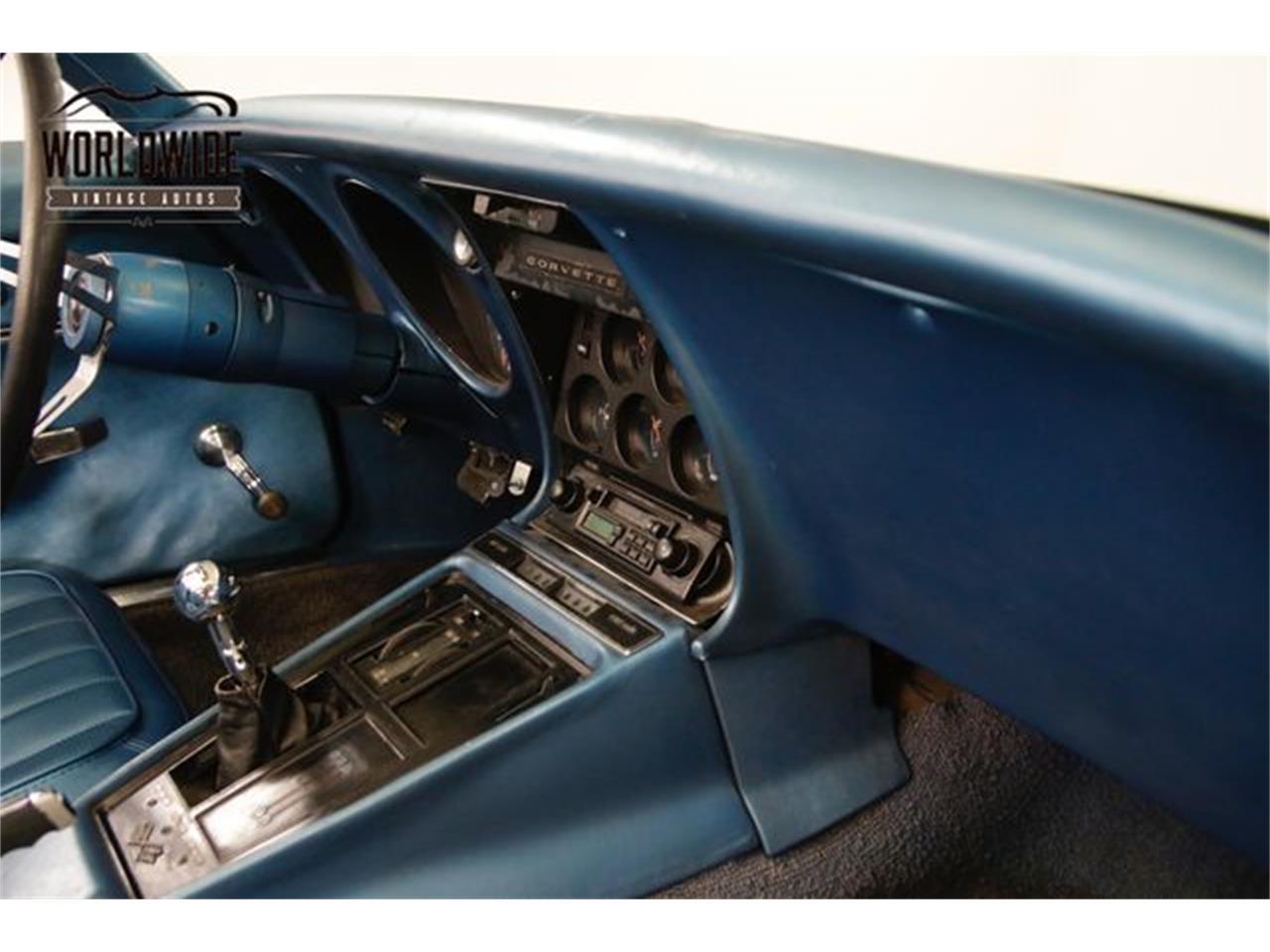 Large Picture of Classic 1968 Chevrolet Corvette located in Denver  Colorado - PLC8