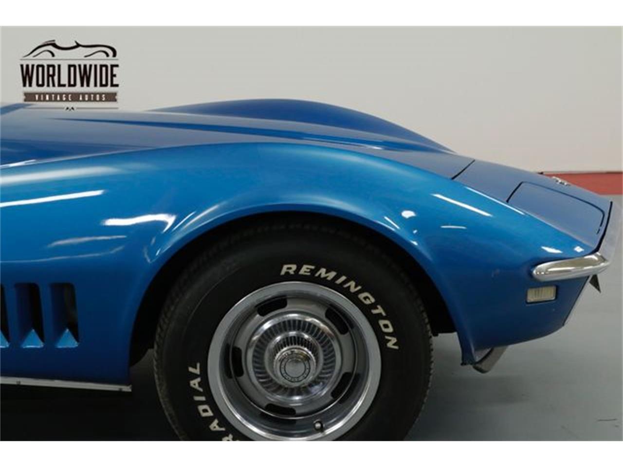 Large Picture of Classic '68 Corvette - $22,900.00 - PLC8