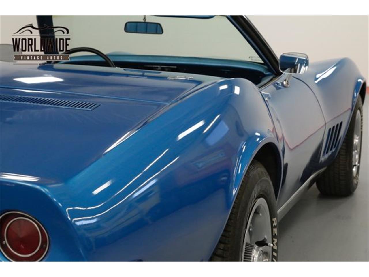 Large Picture of Classic '68 Corvette located in Denver  Colorado - PLC8