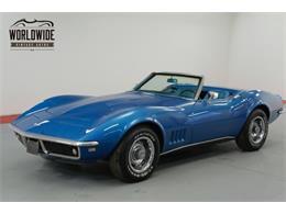 Picture of Classic 1968 Corvette located in Denver  Colorado - PLC8