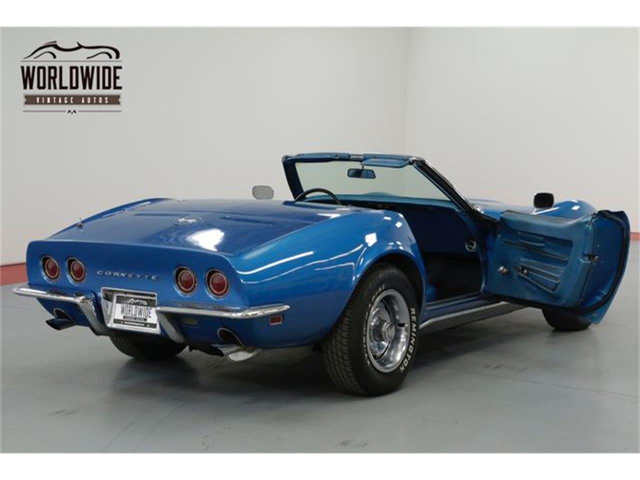 Large Picture of Classic '68 Chevrolet Corvette located in Denver  Colorado - PLC8