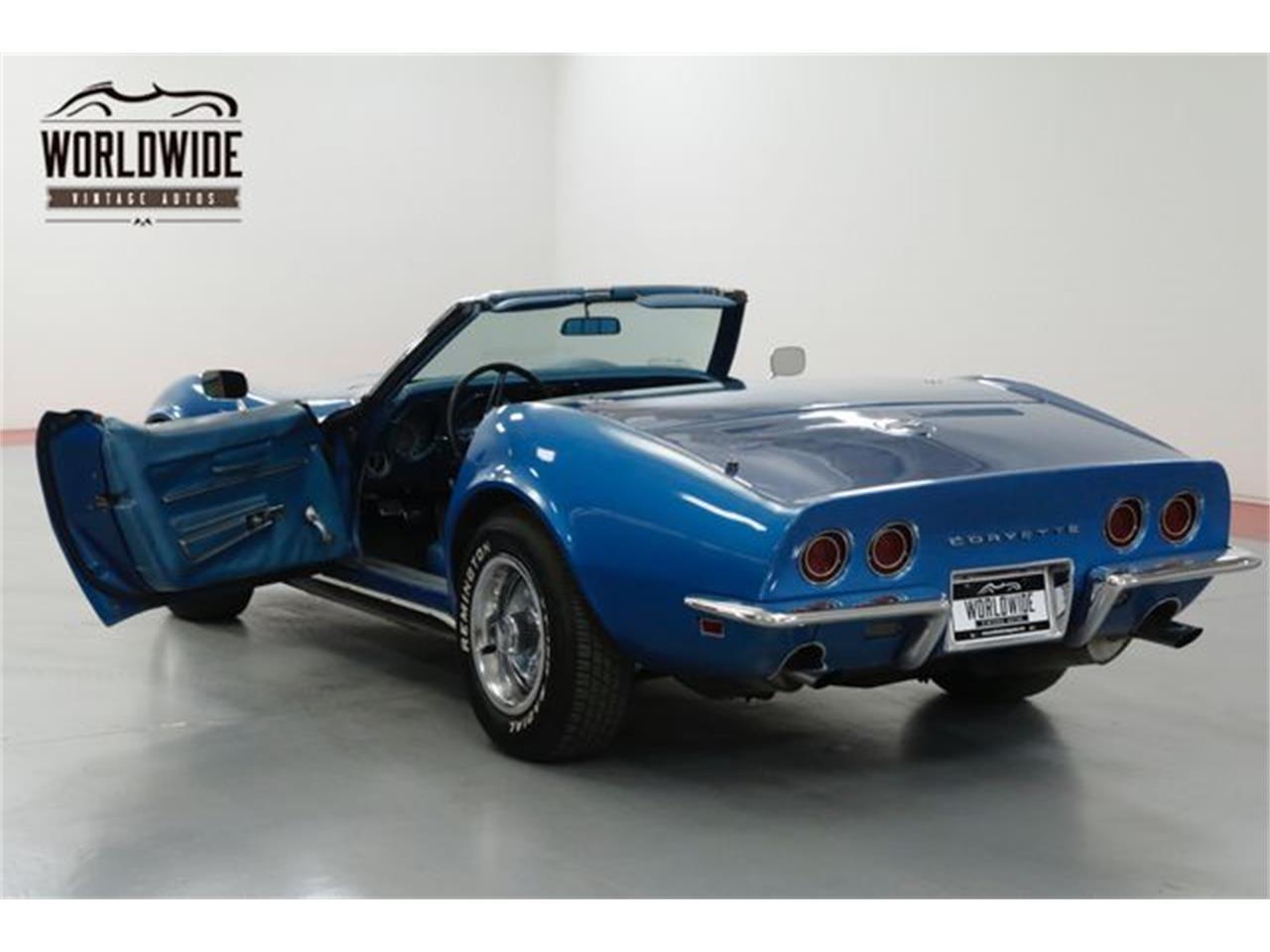 Large Picture of '68 Chevrolet Corvette located in Denver  Colorado - PLC8