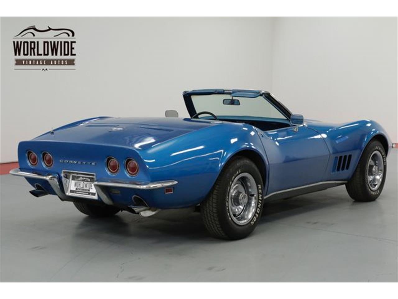 Large Picture of '68 Corvette located in Denver  Colorado - PLC8