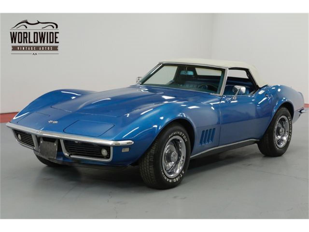 Large Picture of Classic 1968 Corvette located in Colorado - PLC8