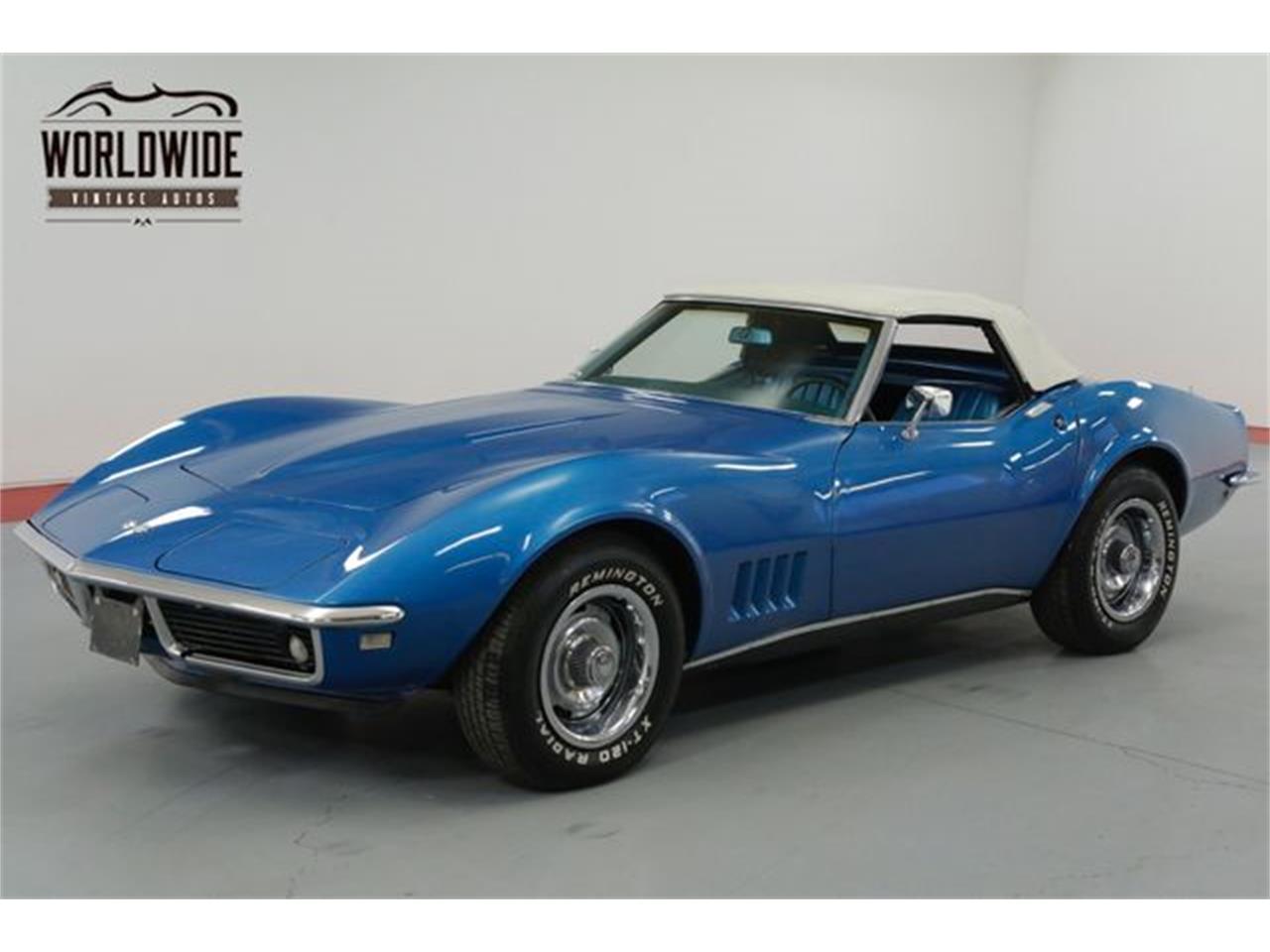 Large Picture of 1968 Corvette located in Denver  Colorado - PLC8