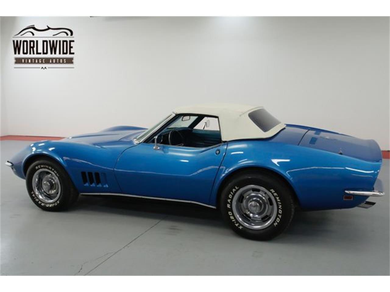 Large Picture of Classic '68 Chevrolet Corvette located in Denver  Colorado - $22,900.00 - PLC8