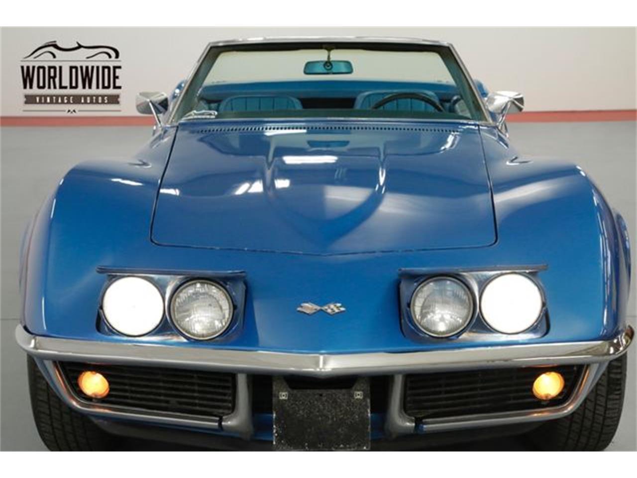 Large Picture of '68 Chevrolet Corvette - $22,900.00 - PLC8
