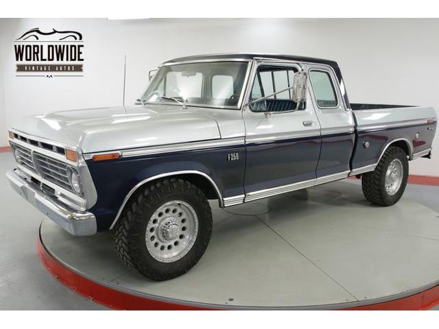 Picture of '75 F250 - PLDC