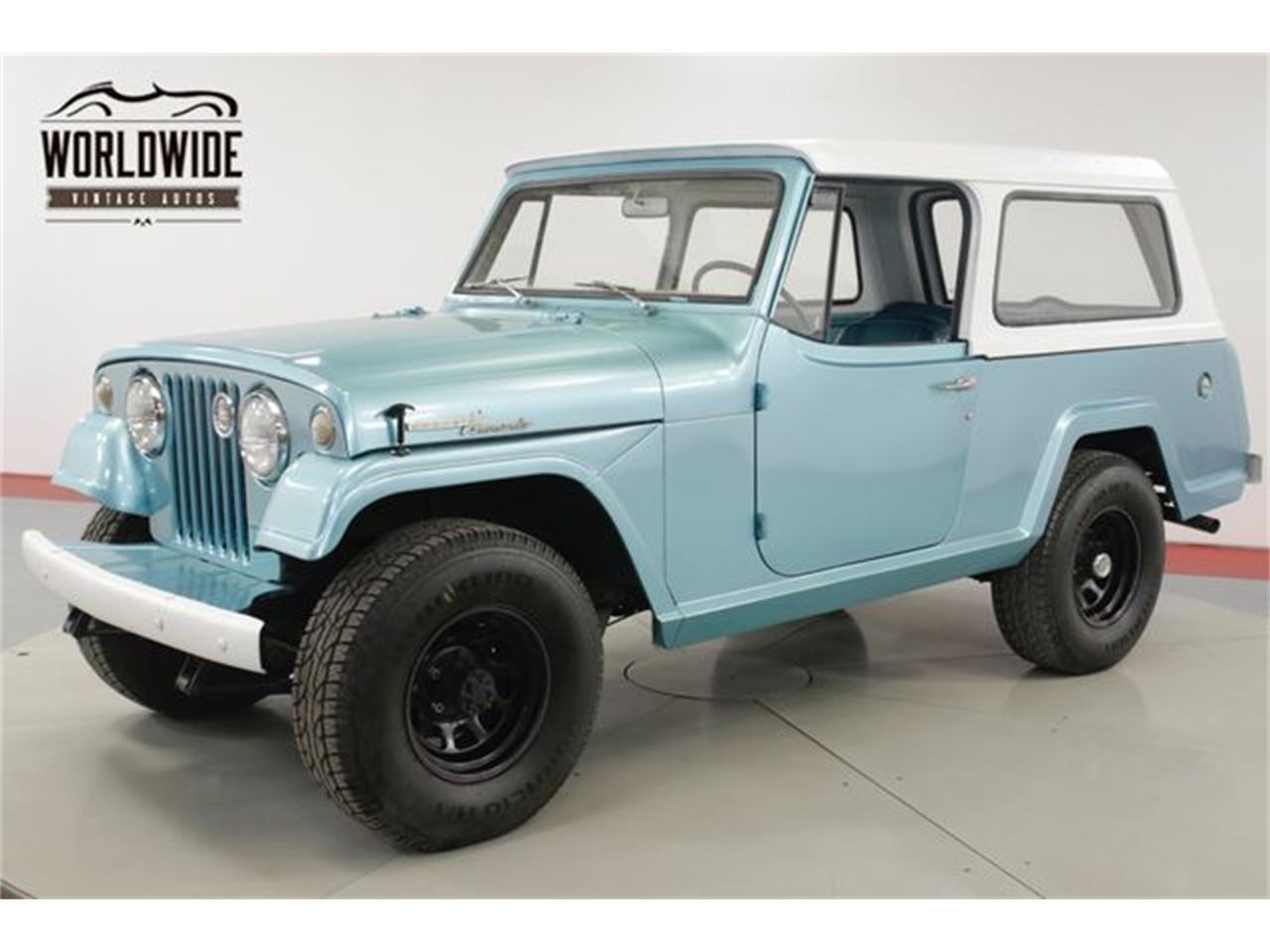 Jeep Commando For Sale >> For Sale 1968 Jeep Commando In Denver Colorado
