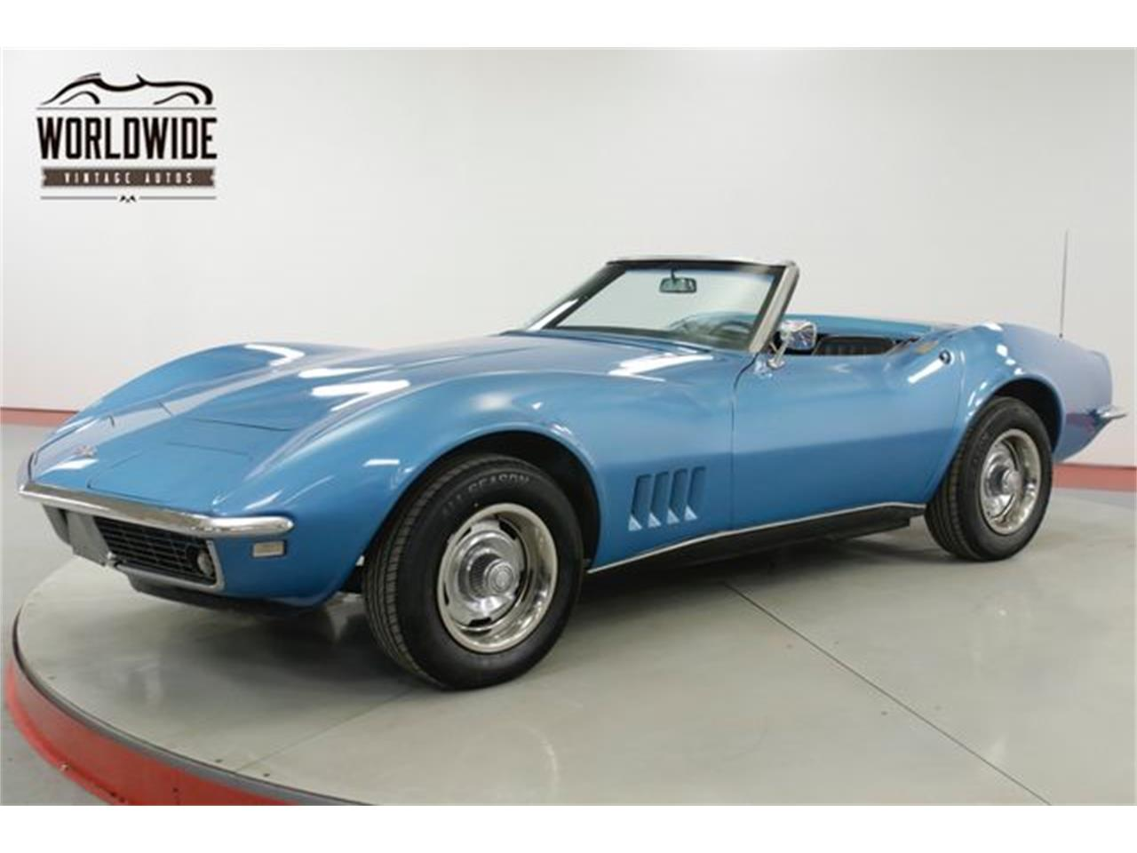 Large Picture of 1968 Chevrolet Corvette located in Denver  Colorado - $24,900.00 Offered by Worldwide Vintage Autos - PLDH
