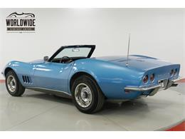 Picture of 1968 Chevrolet Corvette Offered by Worldwide Vintage Autos - PLDH