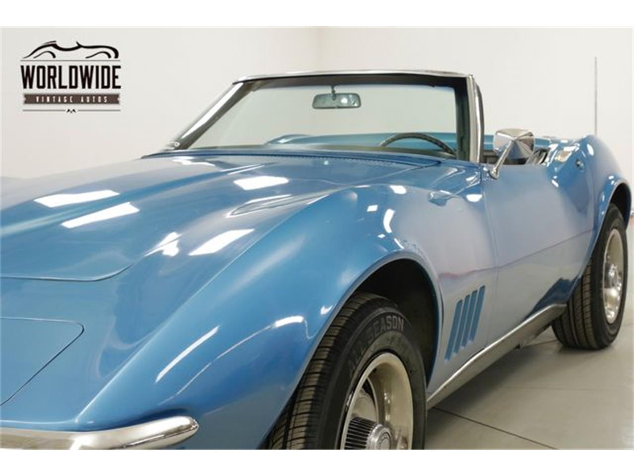Large Picture of Classic 1968 Corvette located in Denver  Colorado Offered by Worldwide Vintage Autos - PLDH