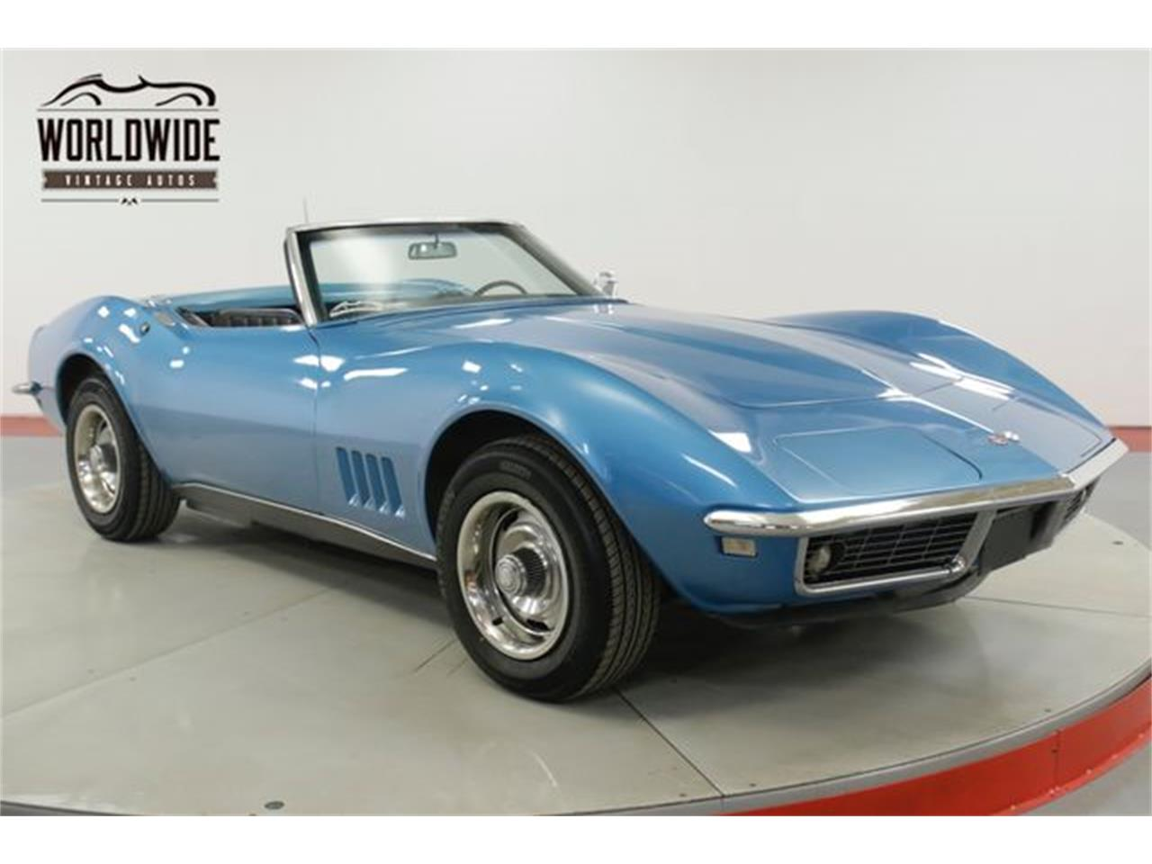 Large Picture of '68 Corvette located in Colorado - $24,900.00 Offered by Worldwide Vintage Autos - PLDH