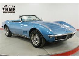 Picture of Classic '68 Chevrolet Corvette - $24,900.00 Offered by Worldwide Vintage Autos - PLDH