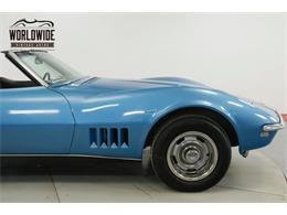 Picture of Classic 1968 Chevrolet Corvette located in Colorado Offered by Worldwide Vintage Autos - PLDH