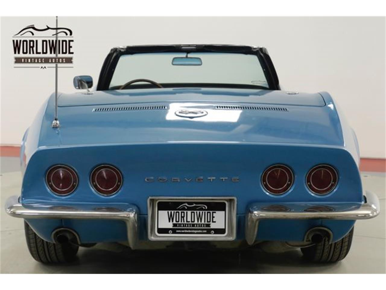 Large Picture of Classic '68 Corvette located in Denver  Colorado - $24,900.00 Offered by Worldwide Vintage Autos - PLDH