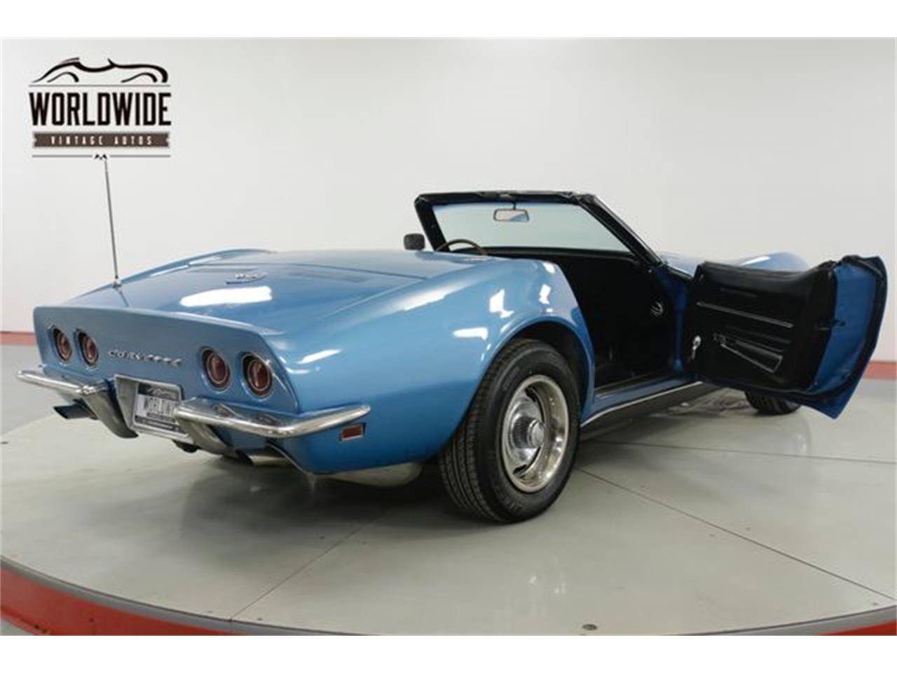 Large Picture of 1968 Chevrolet Corvette located in Colorado - $24,900.00 Offered by Worldwide Vintage Autos - PLDH