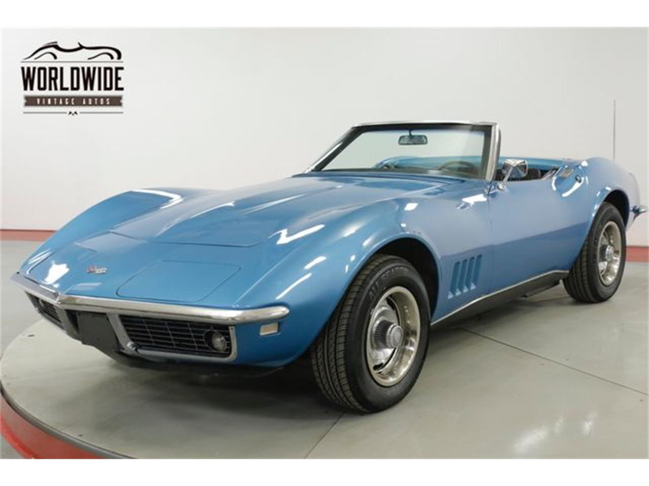 Large Picture of Classic '68 Chevrolet Corvette located in Colorado Offered by Worldwide Vintage Autos - PLDH