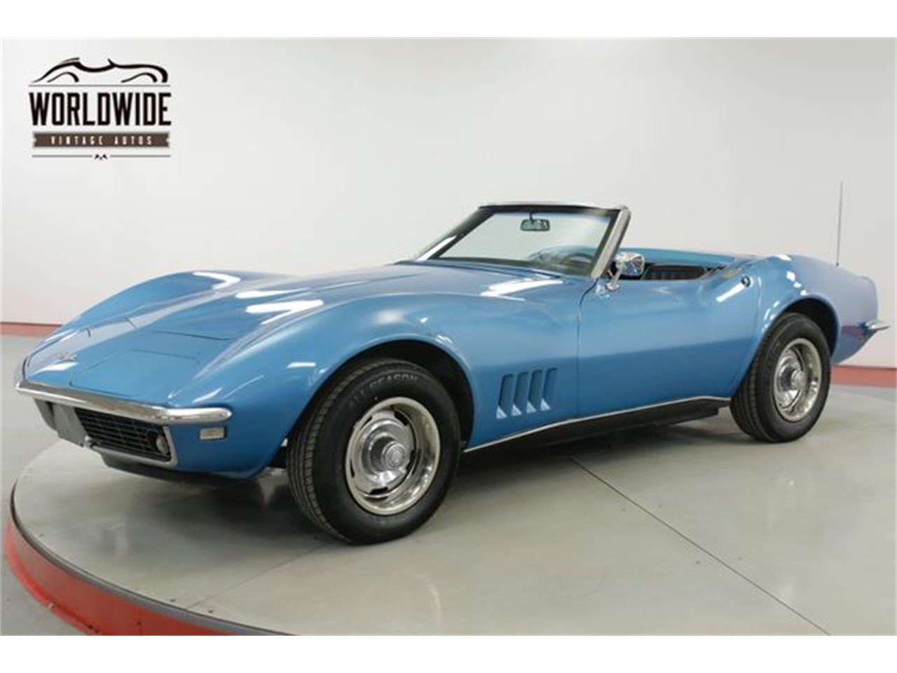 Large Picture of Classic 1968 Corvette Offered by Worldwide Vintage Autos - PLDH