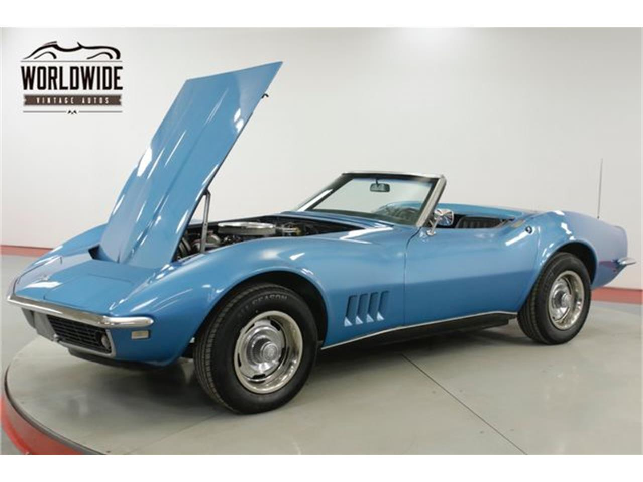 Large Picture of '68 Corvette - $24,900.00 Offered by Worldwide Vintage Autos - PLDH