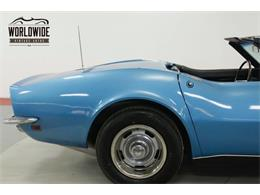 Picture of '68 Corvette located in Denver  Colorado Offered by Worldwide Vintage Autos - PLDH
