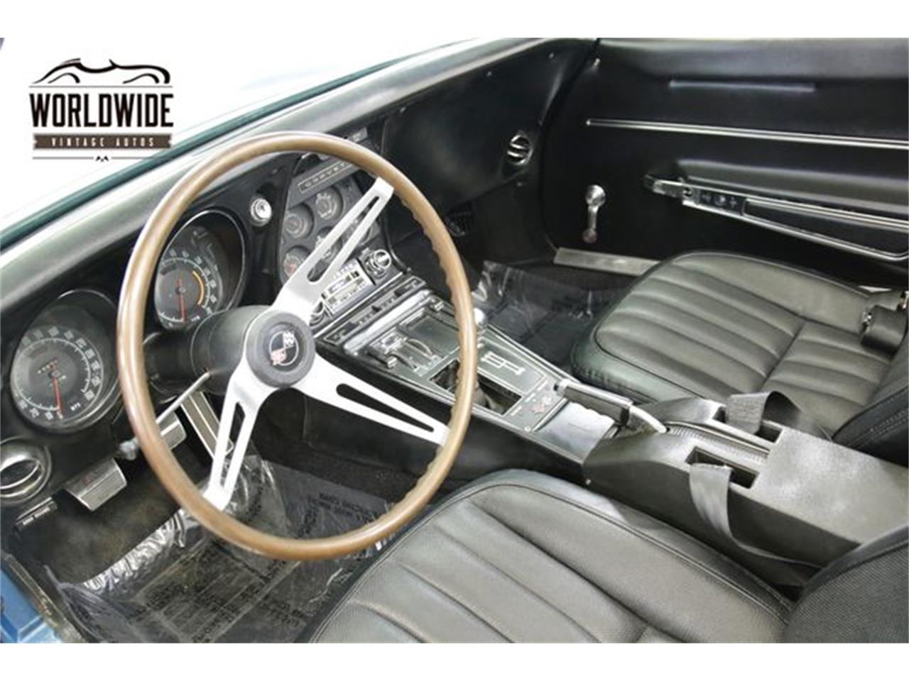 Large Picture of Classic 1968 Corvette located in Denver  Colorado - $24,900.00 Offered by Worldwide Vintage Autos - PLDH