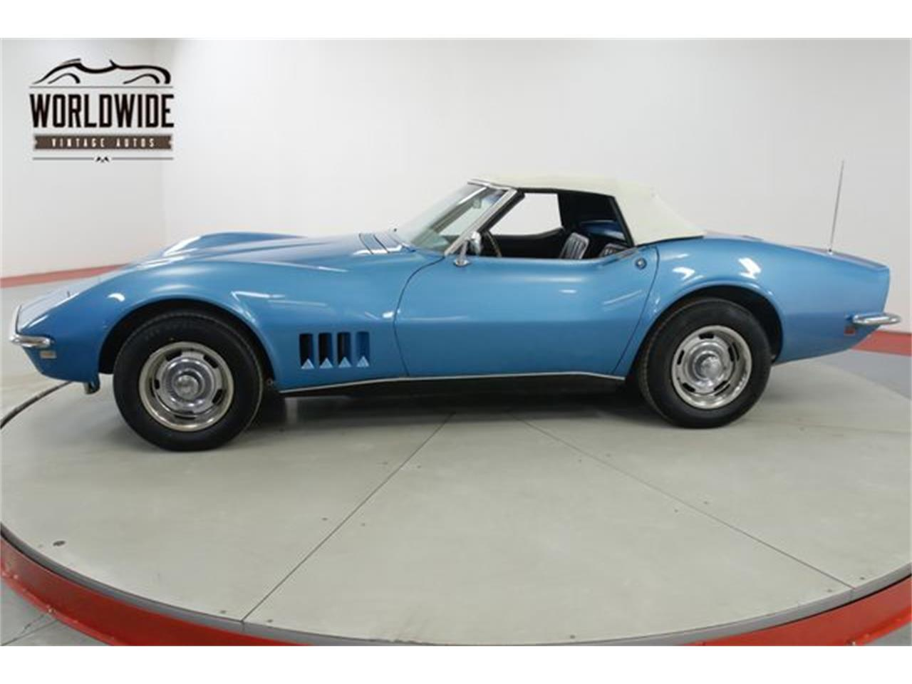 Large Picture of '68 Chevrolet Corvette - $24,900.00 Offered by Worldwide Vintage Autos - PLDH