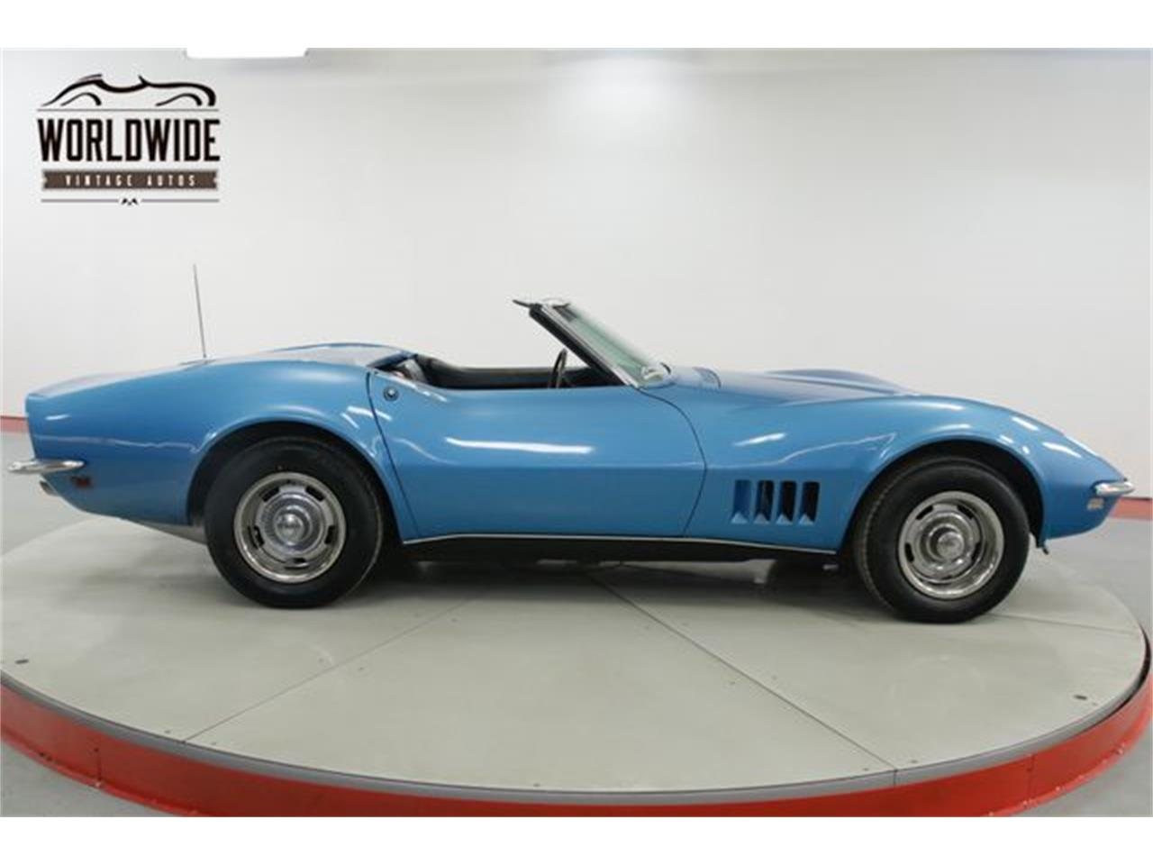 Large Picture of '68 Chevrolet Corvette located in Colorado - PLDH