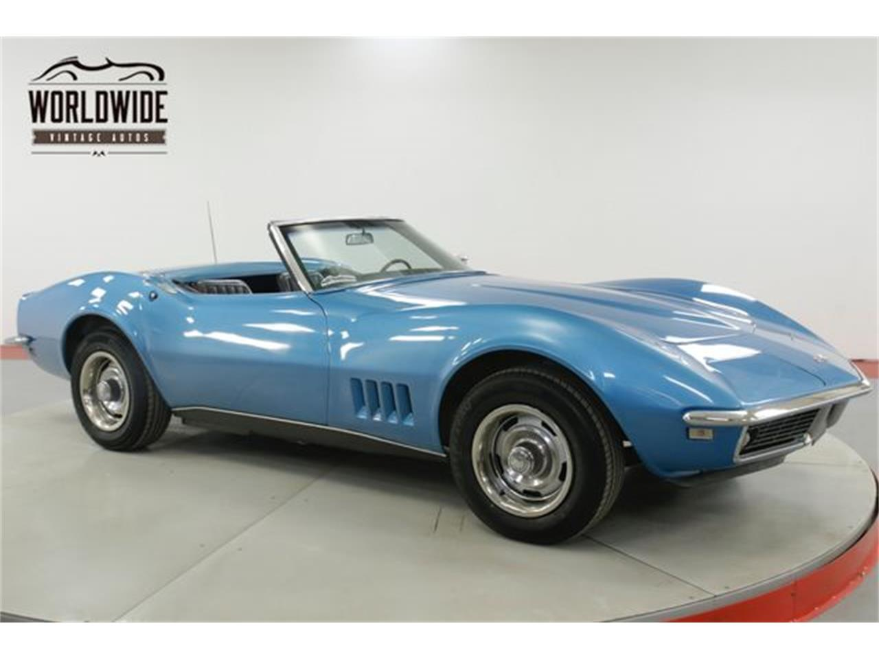 Large Picture of 1968 Corvette located in Colorado Offered by Worldwide Vintage Autos - PLDH