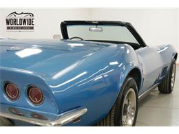 Picture of 1968 Chevrolet Corvette located in Colorado Offered by Worldwide Vintage Autos - PLDH