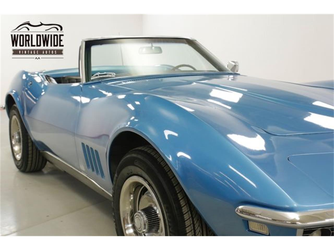 Large Picture of 1968 Chevrolet Corvette - $24,900.00 Offered by Worldwide Vintage Autos - PLDH