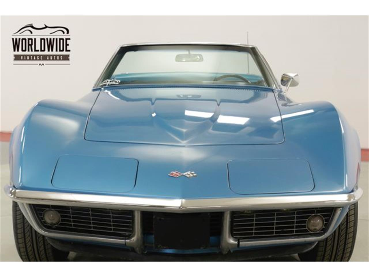 Large Picture of Classic '68 Chevrolet Corvette Offered by Worldwide Vintage Autos - PLDH