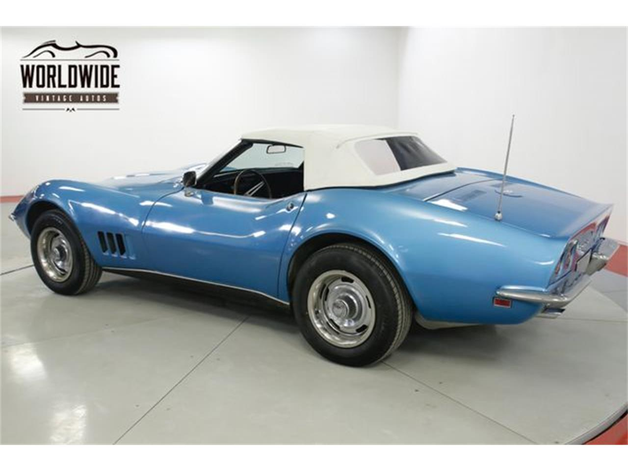 Large Picture of 1968 Chevrolet Corvette Offered by Worldwide Vintage Autos - PLDH