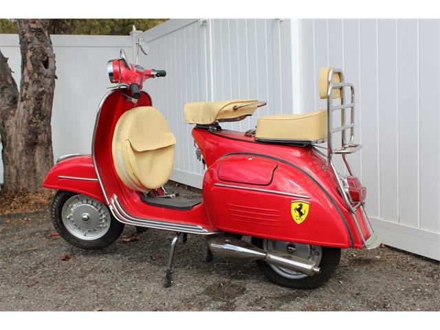 Picture of 1967 Vespa Scooter - PLEB