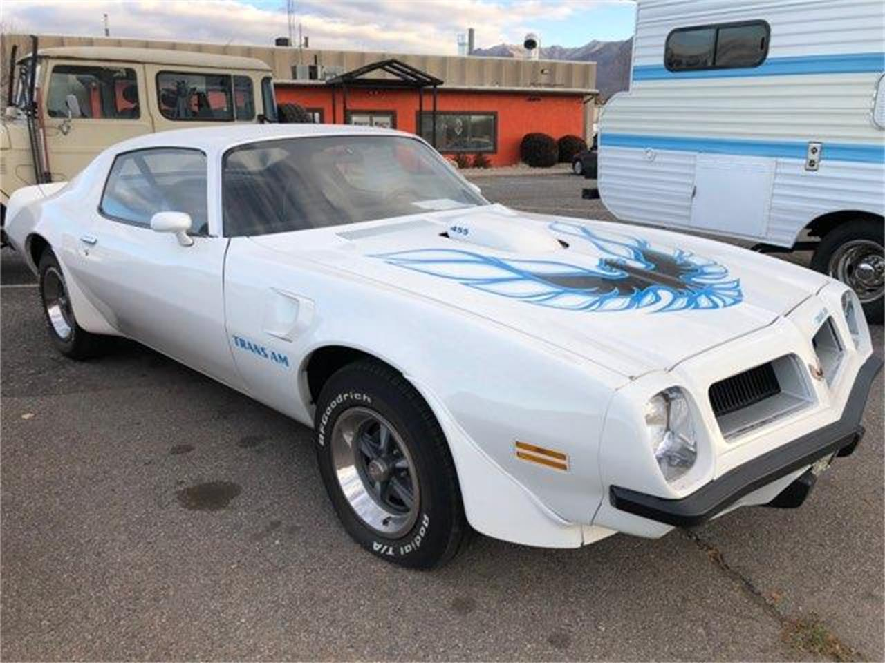 Large Picture of '74 Firebird Trans Am - PLEE