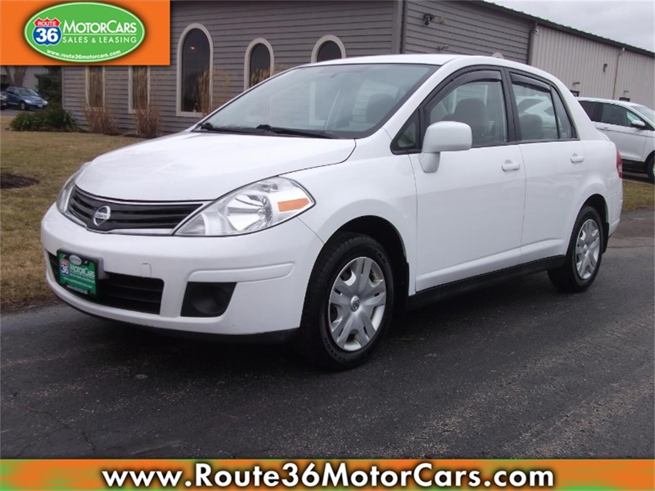 Large Picture of '10 Versa - PLEY