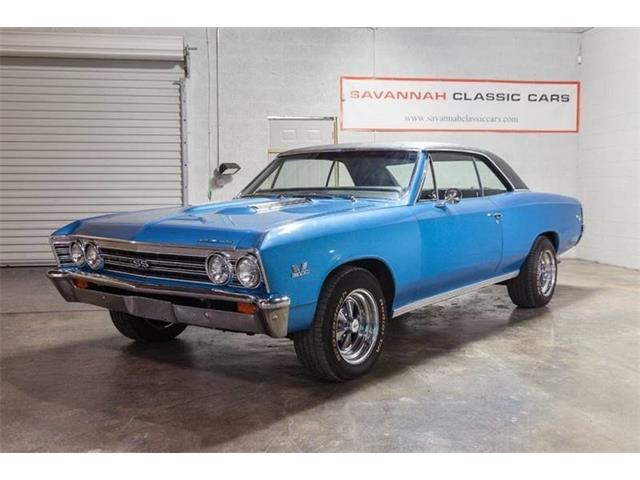Picture of 1967 Chevrolet Chevelle located in Savannah Georgia - $33,950.00 - PLF6