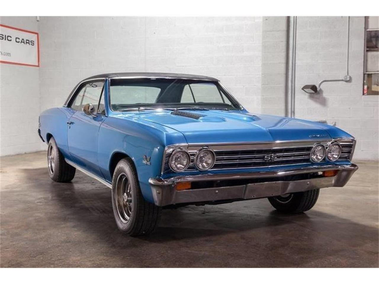 Large Picture of Classic 1967 Chevrolet Chevelle - $25,950.00 - PLF6