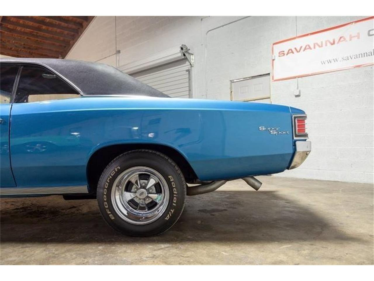 Large Picture of 1967 Chevelle - $25,950.00 - PLF6