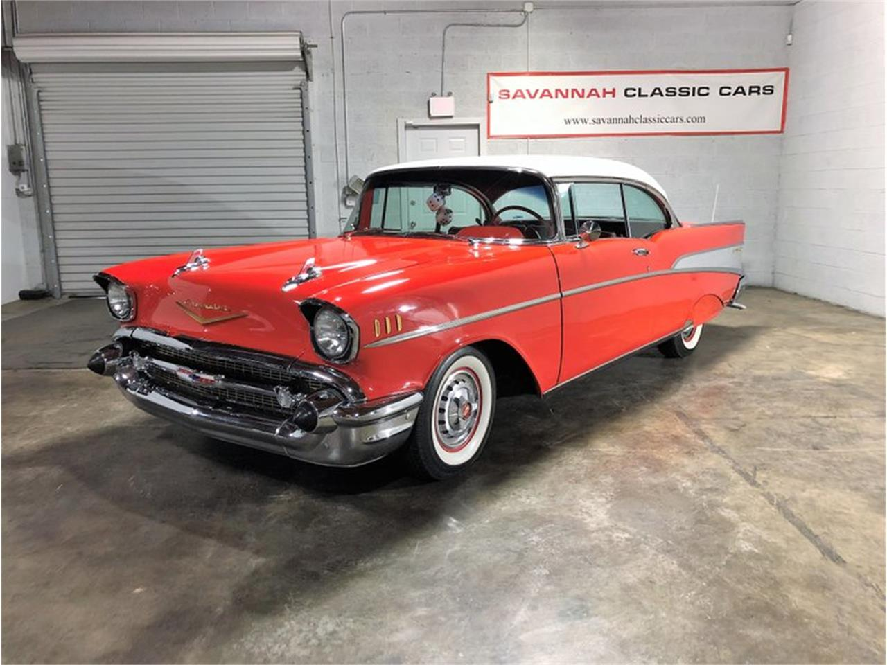 Large Picture of '57 Bel Air - PLF7