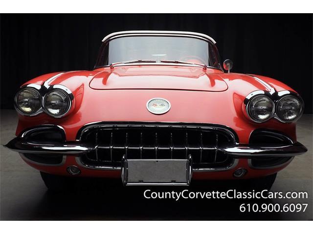 Picture of '58 Corvette - PLFD