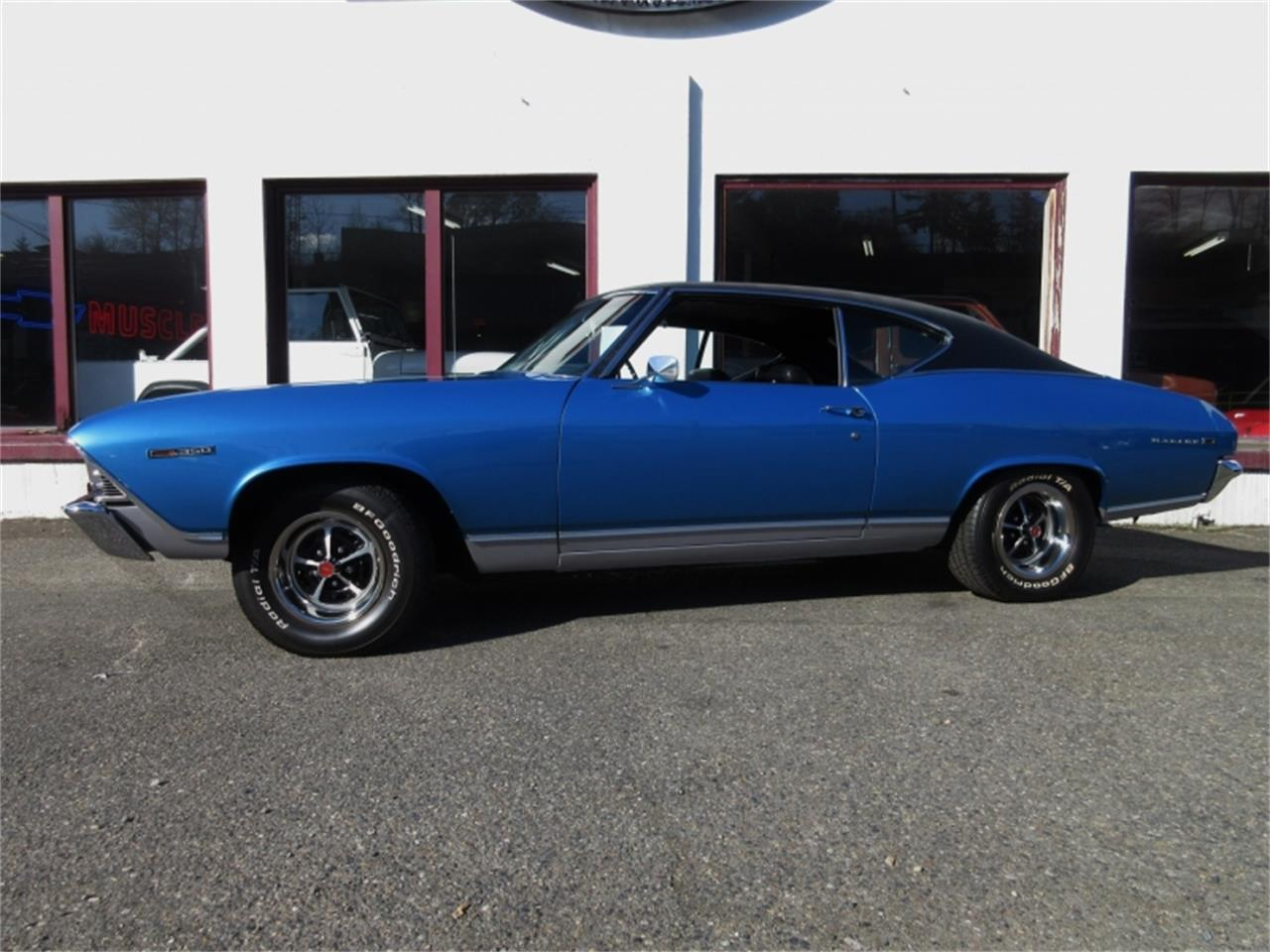 Large Picture of '69 Chevelle - PLFE