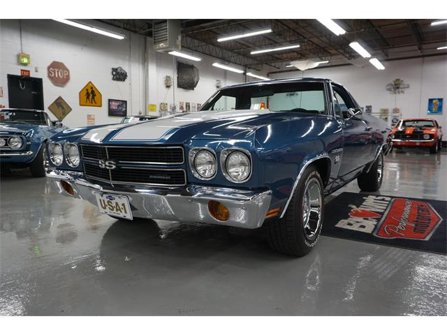 Picture of '70 El Camino - PLFI