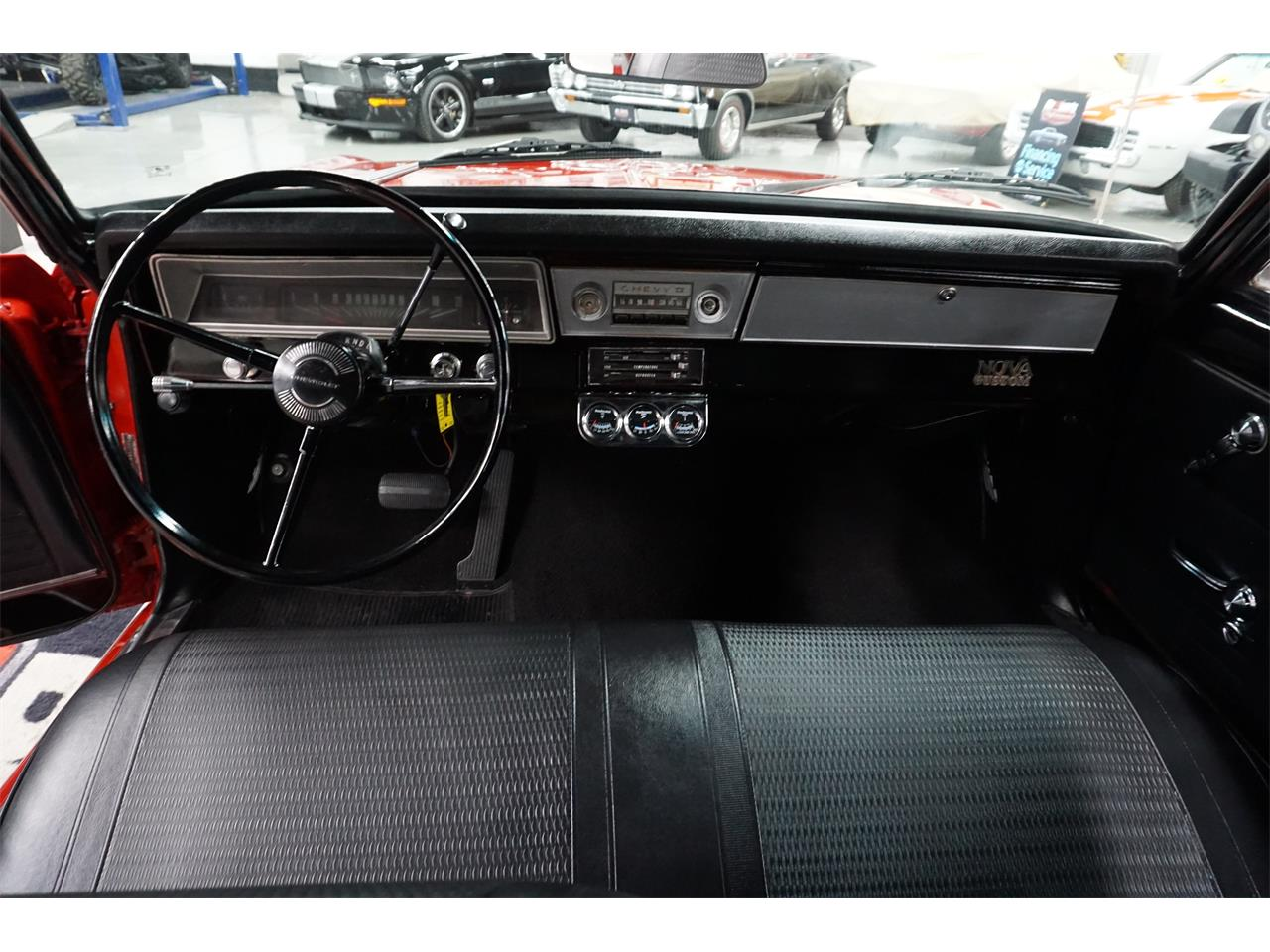 Large Picture of Classic 1967 Nova Offered by Brown's Performance Motorcars - PLFO