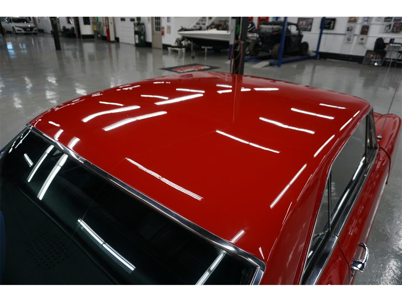 Large Picture of 1967 Nova located in Glen Burnie Maryland Offered by Brown's Performance Motorcars - PLFO