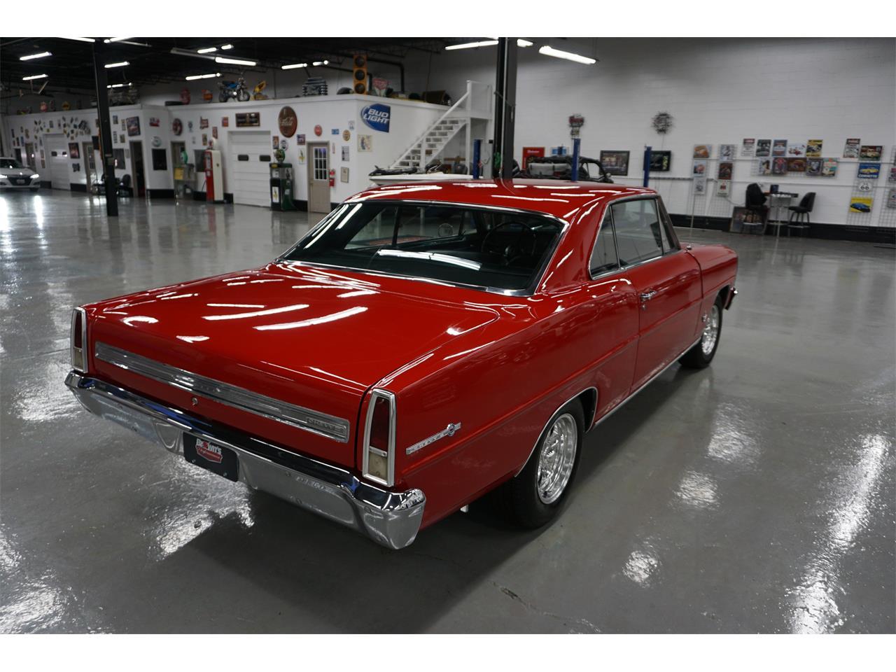 Large Picture of Classic 1967 Nova - PLFO