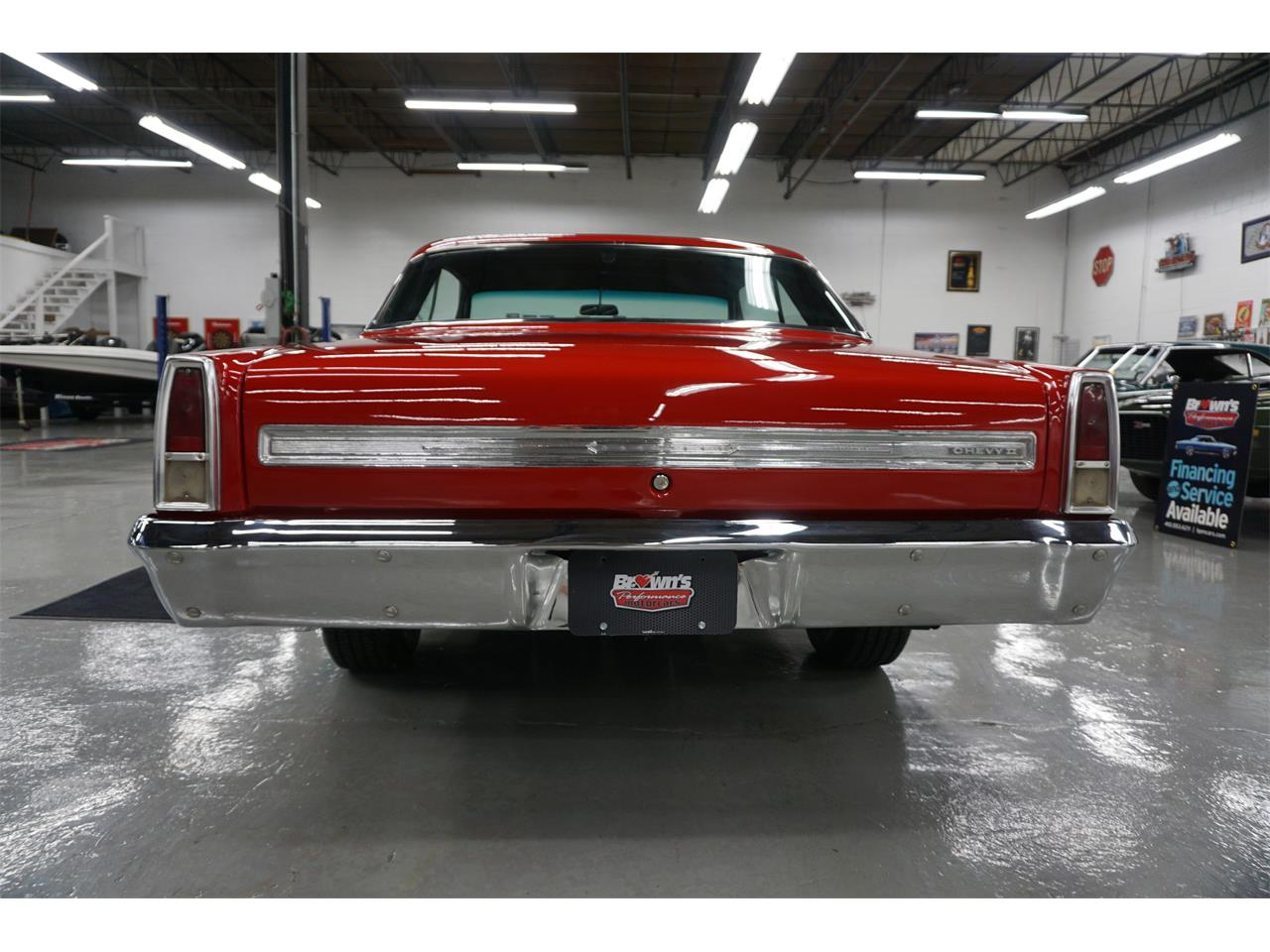 Large Picture of Classic 1967 Nova located in Glen Burnie Maryland Offered by Brown's Performance Motorcars - PLFO