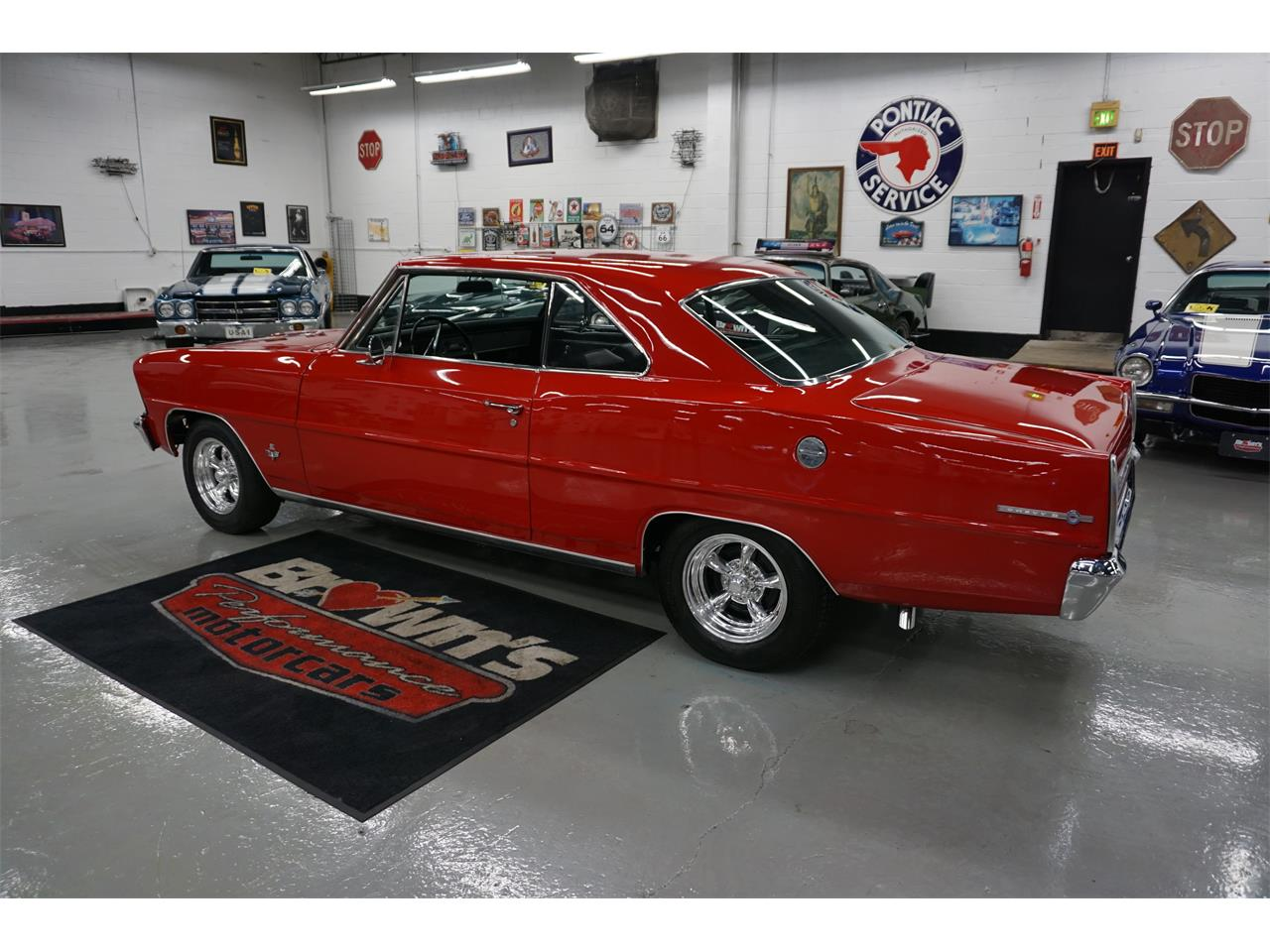 Large Picture of 1967 Chevrolet Nova - $31,900.00 Offered by Brown's Performance Motorcars - PLFO