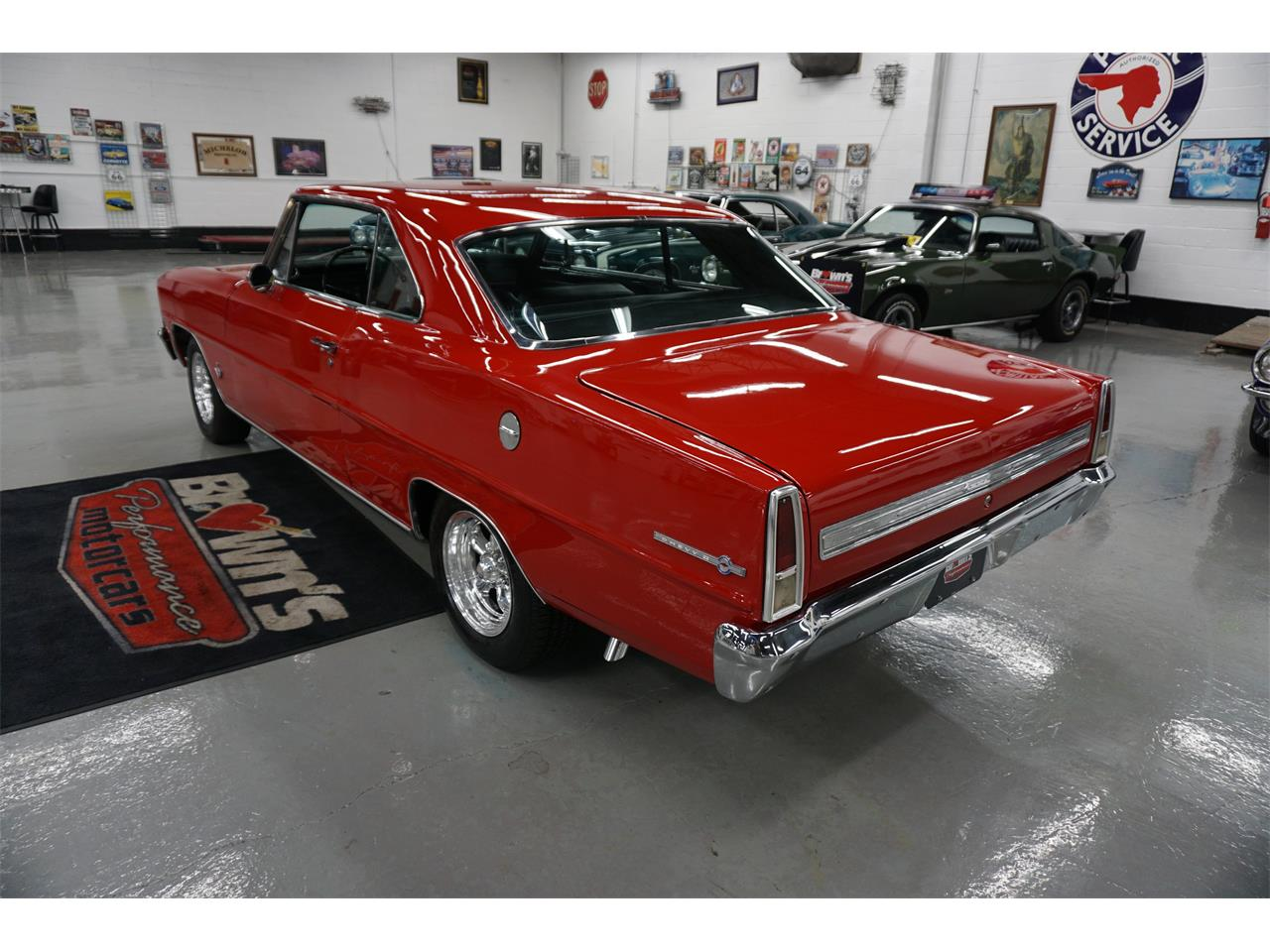 Large Picture of Classic '67 Nova located in Glen Burnie Maryland Offered by Brown's Performance Motorcars - PLFO