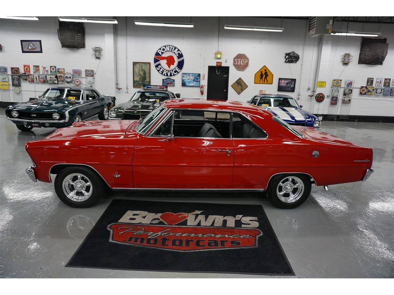 Large Picture of Classic 1967 Chevrolet Nova - $31,900.00 - PLFO